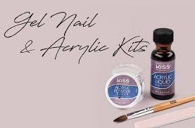 <b>Brush</b> Gel + <b>Acrylic</b> Kits