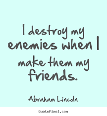 Finest 7 famed quotes about enemies picture Hindi | WishesTrumpet via Relatably.com