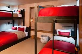 view in gallery sconce lights for each bunk allow you to grab a book while in bed bunk bed lighting ideas