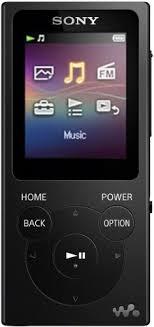 MP3-<b>плеер Sony NW</b>-<b>E394</b>/BC