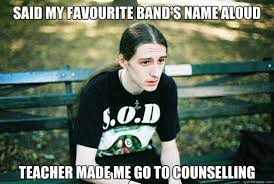 6 Funny Metalhead Meme Pictures for your Tuesday | Slightly Qualified via Relatably.com