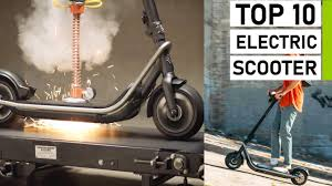 Top 10 <b>New Foldable ELECTRIC SCOOTERS</b> to Buy in 2020 ...