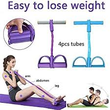 Caradise Indoor <b>Fitness Resistance Bands Exercise</b> Equipment ...