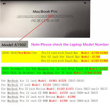 <b>MOSISO Laptop</b> Case Protect Cover For Macbook Air Retina Pro 13 ...