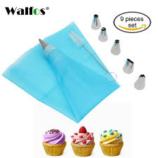 <b>8 PCS</b>/<b>Set</b> Silicone Kitchen Accessories Icing Piping Cream <b>Pastry</b> ...