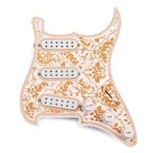 Prewired Pickguard, Prewired Pickguard direct from Huizhou ...