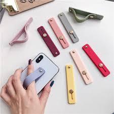 <b>Cute Cartoon</b> Phone Hand Band Holder Universal Finger Ring ...