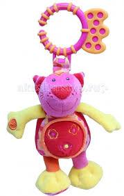 <b>Подвесная игрушка ROXY-KIDS Котенок</b> Банси со звуком ...