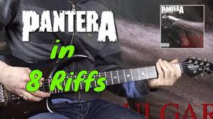 <b>History of Pantera</b> In 8 Riffs - YouTube
