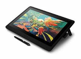 <b>Графический планшет Wacom Cintiq</b> 16 (DTK1660K0B) купить ...