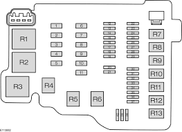ford fiesta 56 fuse box ford wiring diagrams online