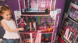 just dreamz haunted hall doll house pefect for monster high dolls youtube dreamz bathroom dollhouse