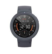 Buy HUAMI AMAZFIT Verge Lite Smartwatch (Shark ... - Amazon.in