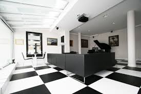 black office extraordinary black and white office modern design black middot office