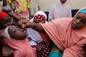 news in the polio is nearly out of africa humanosphere news in the polio is nearly out of africa