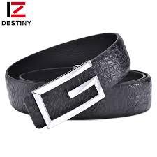 <b>DESTINY</b> Designer <b>Belts</b> Men Luxury Famous Brand Male Genuine ...