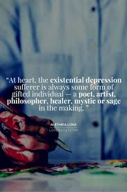 best existentialism quotes being alone osho and do you suffer from existential depression click picture