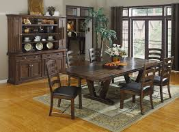 chair dining room tables rustic chairs: elegant castlegate rustic chairs for dining room