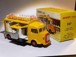 Van Citroen HY Philips - réf 587 au <b>1/43 dinky toys</b> atlas #Dinky ...