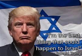 「trump concept of israel」の画像検索結果