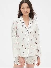 Women's <b>Pajamas</b>, <b>Sleepwear</b> & Nightgowns | GapBody