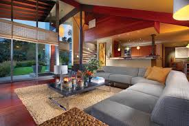 contemporary living room example of a large trendy open concept living room design in orange county amazing home office design thecitymagazineco