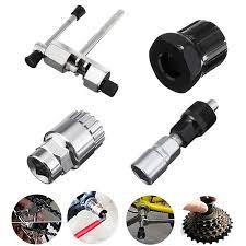 4Pcs Mountain Bike <b>MTB Bicycle Crank Chain</b> Axis Extractor ...