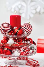 household dining table set christmas snowman knife: centre de table pour daccoration de table de noal en rouge et blanc