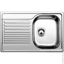 <b>Кухонная мойка Blanco Tipo</b> 45 S Compact нерж. сталь декор ...