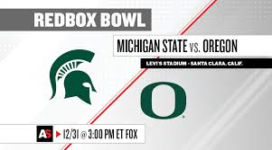 Redbox Bowl Prediction and Preview: Michigan State vs. Oregon