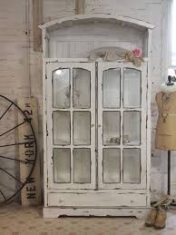 love this painted cottage chic shabby chateau farmhouse linen cabinet chic shabby french style