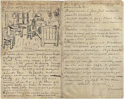 vincent van gogh the bedroom letter to paul gaugin arles oct vincent van gogh the bedroom letter to paul gaugin arles
