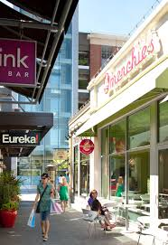 university village menchie s at menchie s you pay by weight not by topping so you can have as much or as little of everything you want it s simple as can be just mix weigh pay
