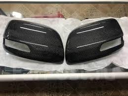 <b>Накладки на зеркала Карбон</b> Toyota LC Prado 150 13+ LC 200 12 ...