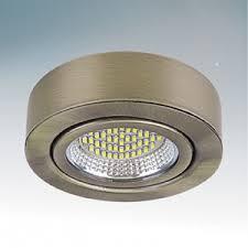 Мебельный светодиодный <b>светильник Lightstar Mobiled</b> 3.5W ...