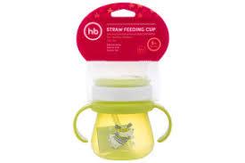 <b>Поильник Happy Baby Straw</b> Feeding Cup с трубочкой для детей ...