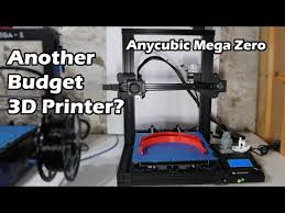 <b>Anycubic Mega zero</b> unboxing video - YouTube