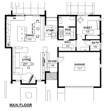 images about Beautiful House Plans on Pinterest   Floor    Green Concept Home   Modus V Studio Architects  Small House Floor PlansPlan