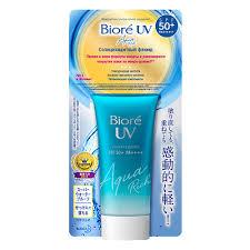 <b>Флюид для</b> лица `BIORE` `UV` AQUA RICH <b>солнцезащитный</b> ...