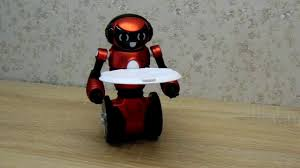 Видео обзор робота <b>F1</b> с гиростабилизацией от <b>WL Toys</b> ...