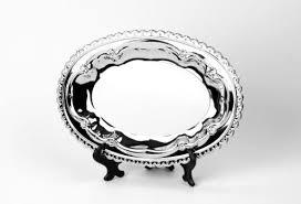<b>Тарелка металлическая овальная</b> заказать в Ростове, цена ...