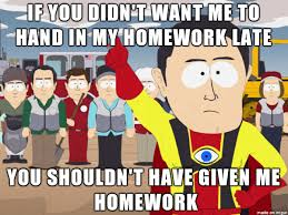 We should have homework   pdfeports    web fc  com Top   Good Reasons Why Kids Should Not Have Homework  We should have homework