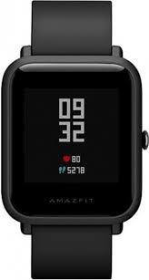 Купить <b>Умные часы Xiaomi</b> Huami <b>Amazfit</b> Bip, черные по лучшей ...