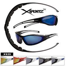Xsportz™ <b>Wholesale</b> Sport Sunglasses by the Dozen - Style # XS29 ...