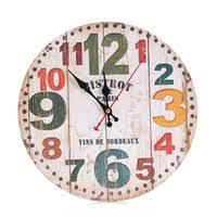 Discount Decoration <b>Wooden Wall</b> Clocks