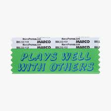<b>Fun</b> & <b>Funny</b> Badge Ribbons, <b>Personalized</b> Ribbon Titles - MARCO