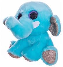 Купить Мягкая <b>игрушка ABtoys</b> Слон 14 см по низкой цене с ...