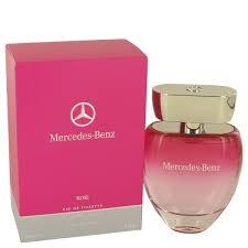Mercedes-Benz Rose - туалетная вода (духи) купить с ... - Ляромат