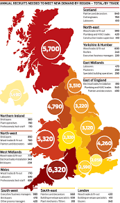 construction needs more than jobs by news annual recruits needed by region total and trade constructionskills