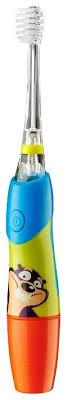 Электрическая <b>зубная щетка Brush Baby KidzSonic</b> (3-6 лет ...